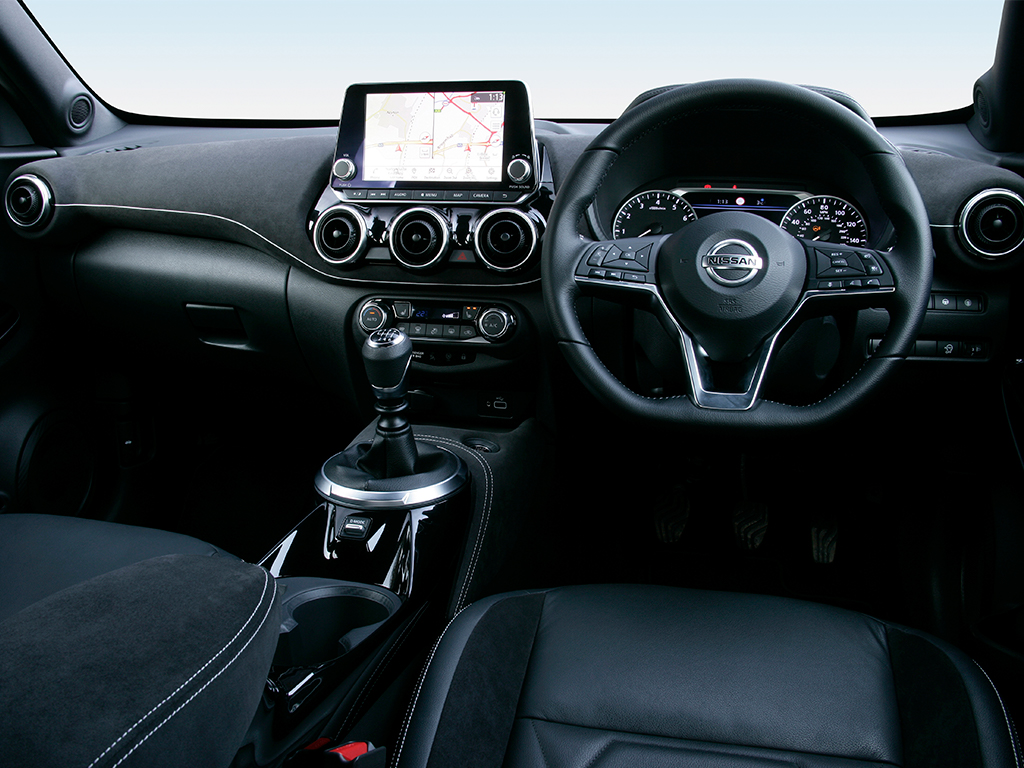 New JUKE NISSAN 1.0 DiG-T Acenta 5dr 2021   Lookers